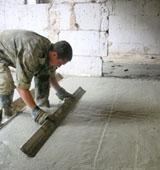 Подготовительные работы перед созданием бетонного пола в гараже