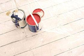 Основные виды лакокрасочных материалов