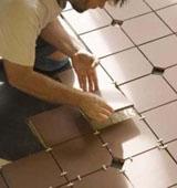 Возможные способы монтажа напольной плитки