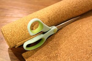 Укладка подложки для напольного покрытия