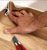 Как правильно подготовить деревянный пол для настила линолеума