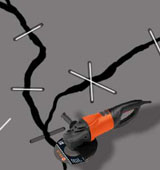 Технология ремонта стяжки пола